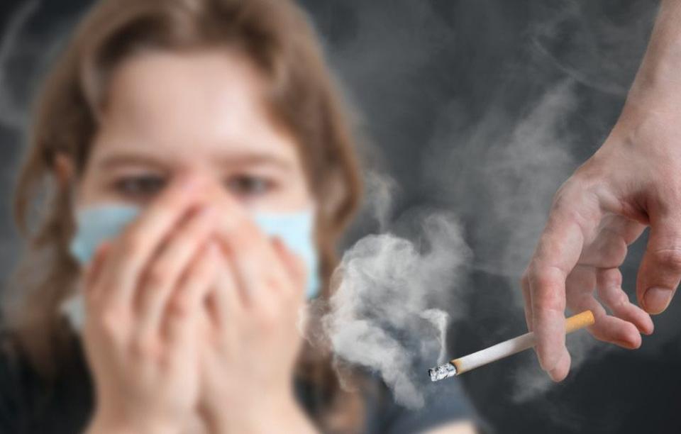 Tác hại của thuốc lá. Hãy từ bỏ!